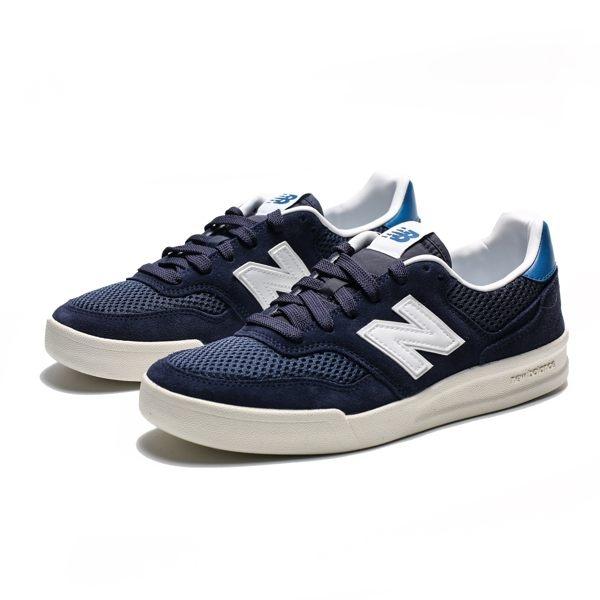 NEW BALANCE 300 深藍 麂皮 網布 休閒 情侶鞋 男女(布魯克林) 2019/5月 CRT300K2