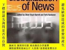 二手書博民逛書店The罕見Globalization Of News-新聞全球化Y436638 Oliver Boyd-bar