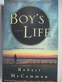 【書寶二手書T5/原文小說_HJ2】Boy s Life_McCammon, Robert R.