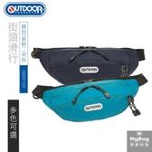 OUTDOOR 腰包 街頭滑行 小包 側背包 OD201101 得意時袋