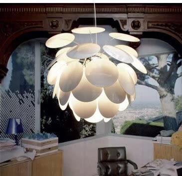 設計師美術精品館北歐宜家時尚松果吊燈簡約現代客廳臥室吊燈創意藝術展廳酒店燈具