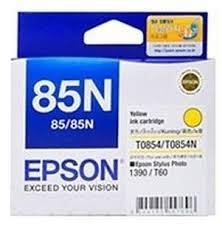 EPSON  T122400原廠墨水匣(黃)★適用機型:適用EPSON STYLUS PHOTO 1390