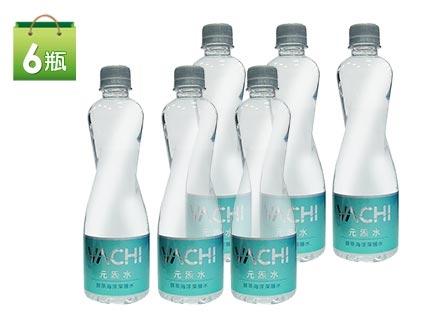 VACHI元炁水 鎂萃海洋深層水6瓶裝