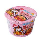 韓國 SAMYANG 三養 奶油白醬火辣雞肉鐵板碗麵 ◆86小舖 ◆