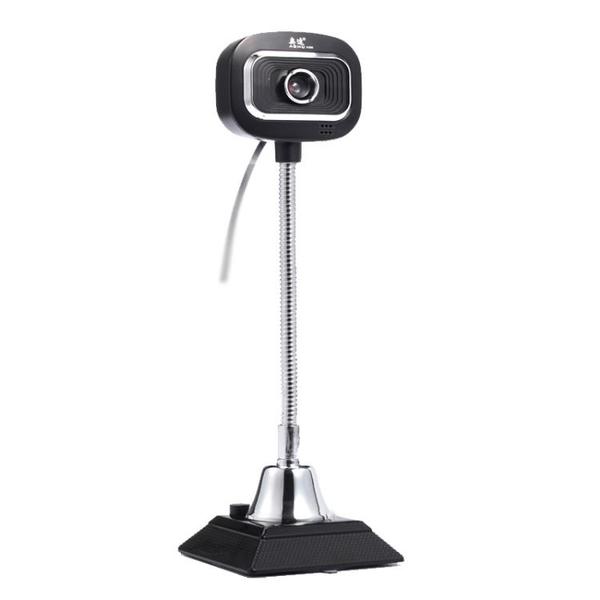 電腦攝像頭筆記本臺式帶麥克風話筒孩子學生網課網絡課程usb免驅 【網課好幫手】