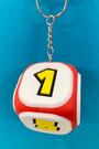 【震撼精品百貨】瑪利歐系列_Mario~超級瑪利歐兄弟鑰匙圈/吊飾-兄弟#07912