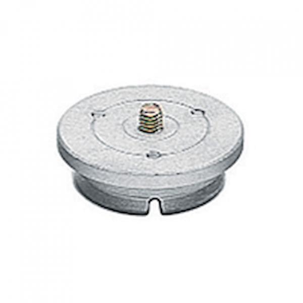 曼富圖 MANFROTTO 400PL-MED底板 Quick Release Plate-Med for 400 Geared Head (3263) 23mm 公司貨