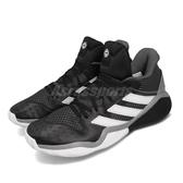 adidas 籃球鞋 Harden Stepback 黑 白 男鞋 運動鞋 Jame Harden 【PUMP306】 EF9893