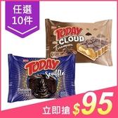 【任10件$95】土耳其 Today 雲朵蛋糕(提拉米蘇)/舒芙蕾蛋糕(黑巧克力)50g 款式可選 【小三美日】