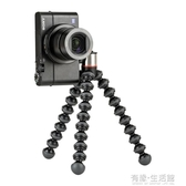 JB01502-BWW八爪魚多功能G7X2相機手機卡片機三腳架套裝AQ 有緣生活館