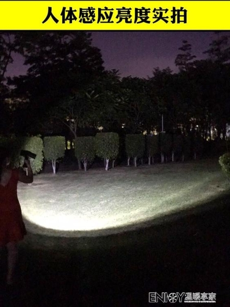 太陽能燈戶外庭院家用室外超亮防水圍牆人體感應新農村別墅投光燈 檸檬衣舎