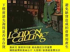 二手書博民逛書店London罕見Calling, Tome 1Y364682 Sylvain Runberg Futuropo