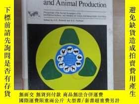 二手書博民逛書店外文書罕見Feed Information and Animal