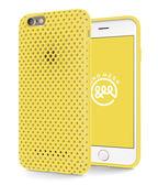 【唐吉商城】AndMesh iPhone 6 專用 繁星保護套 - 黃色