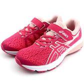 《7+1童鞋》ASICS 亞瑟士 1014A006-700 GT-1000 透氣吸震 慢跑鞋 運動鞋 5165 桃色