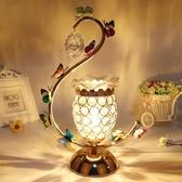 香薰燈精油燈臥室浪漫美容院會所感應插電家用專用加濕器香薰爐機