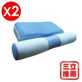 【贈提袋】家e枕【YAMAKAWA】全方位護頸枕頭x(2入)