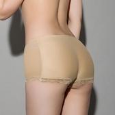 索瓦妮一片式無痕豐臀內褲提臀褲加墊屁股假屁股翹臀美體塑身褲女