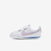 Nike Cortez Basic Sl (psv) [904767-108] 中童鞋 運動 休閒 基本 慢跑 白 紫