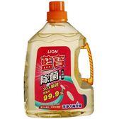 藍寶除菌洗碗精3000ML【愛買】