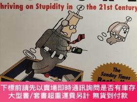 二手書博民逛書店The罕見Dilbert Future: Thriving On Business Stupidity In Th