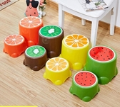 4個裝 簡易塑料圓凳子小椅子加厚矮凳兒童寶寶腳凳【聚寶屋】
