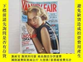 二手書博民逛書店VANITY罕見FAIR OCTOBER 2010 外文雜誌 見