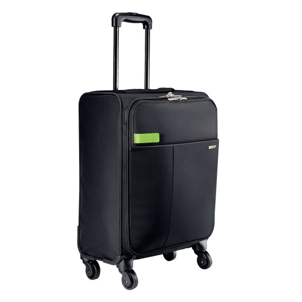 【LEITZ】6227-00-95 CARRY-ON 4輪行李箱/黑