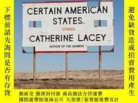 二手書博民逛書店Certain罕見American StatesY256260 Catherine Lacey Farrar,