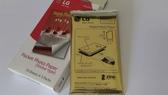 【WowLook】可黏貼100張 LG ZINK相紙 PD251,pd233,pd239 Polaroid PoGo可用