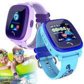IS愛思 GW-06 防水定位監控兒童智慧手錶隊長藍