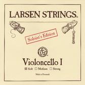 小叮噹的店-大提琴弦 (第一弦 A弦) 丹麥 Larsen Soloist 中張力/高張力  5511/5511ST
