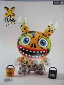【書寶二手書T7/設計_ZKK】Xfuns放肆創意設計_46期_角色:設計師玩具、動畫、3D