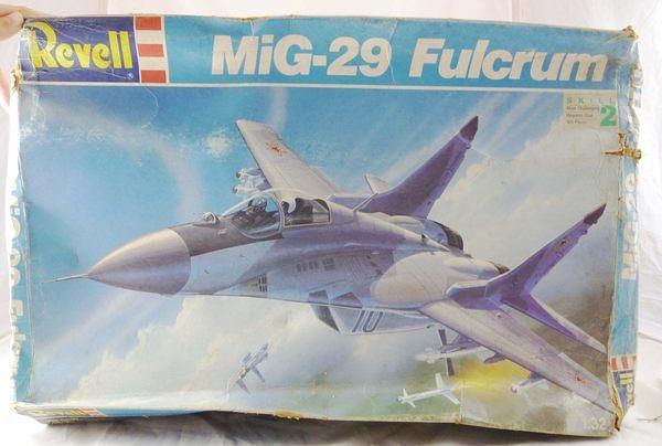 【震撼精品百貨】1/32MIG-29 Fulcrum飛機模型【共1款】