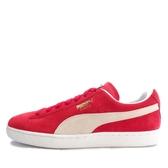 Puma Suede Classic  [352634-05]  男鞋 運動 休閒 經典 復古 典雅 潮流 麂皮 紅米