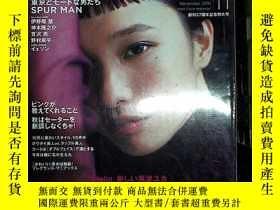 二手書博民逛書店日文書:SPUR(2016.11)罕見08Y180897