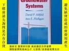 二手書博民逛書店Optimal罕見Management Of Flow In Groundwater Systems: An In