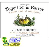 [美國直購] 美國暢銷書 Together Is Better: A Little Book of Inspiration Hardcover