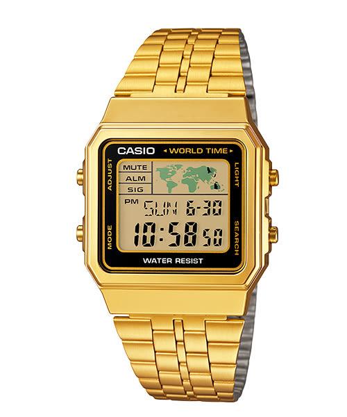 【CASIO宏崑時計】CASIO卡西歐復古電子錶 A500WGA-1 生活防水 台灣卡西歐保固一年