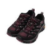 MERRELL MOAB 2 GORE-TEX 防水登山鞋 黑/酒紅 ML49005 男鞋