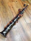 凱傑樂器  KJ VI NING SOP SAX 高音薩克斯風 管身鍍黑鎳 按鍵紅銅 刻花