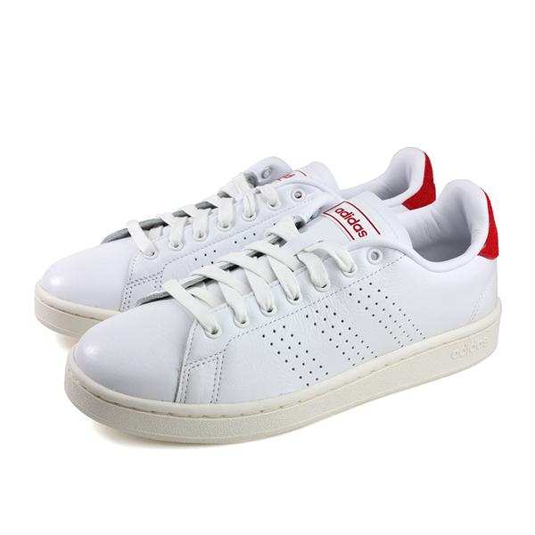 adidas ADVANTAGE 運動鞋 白色 男鞋 EG3773 no803
