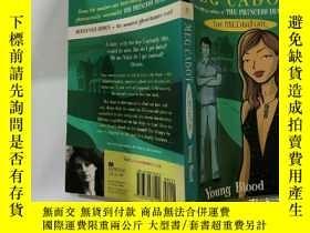 二手書博民逛書店the罕見mediator:Young Blood:這個調解人:年輕的血Y200392