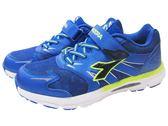 『雙惠鞋櫃』◆DIADORA迪亞多那 ◆ 大童款 藍色風暴 童休閒運動鞋 ◆ (DA3826) 藍