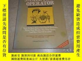 二手書博民逛書店SMALL-TIME罕見OPERATOR: HOW TO STA