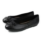 Hush Puppies 休閒鞋 娃娃鞋 牛皮 黑色 女鞋 6191W120101 no177