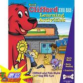 [美國直購幼教軟體] Clifford the Big Red Dog Learning Activities by Scholastic