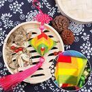 DIY香囊 香包粽子掛飾 兒童手工制作diy材料包 莎拉嘿幼