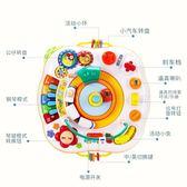 多功能早教雙語游戲桌益智玩具臺寶寶游戲桌