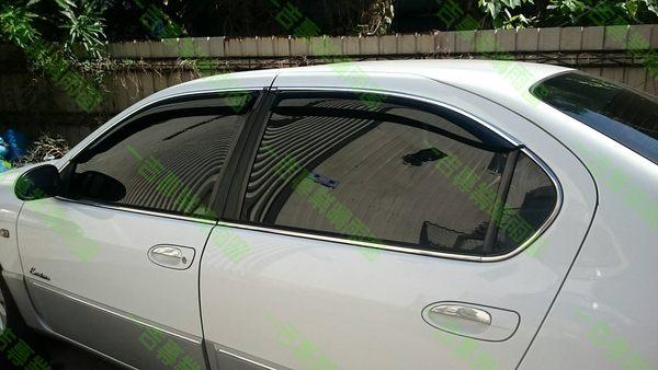 【一吉】 Cefiro  a33、a34   鍍鉻飾條款式 晴雨窗 (a33晴雨窗 a34晴雨窗 a33 晴雨窗 a34 晴雨窗